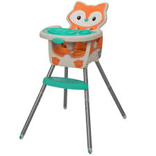 GROW-WITH-ME 4-IN-1 CONVERTIBLE HIGH CHAIR™ – Infantino UK