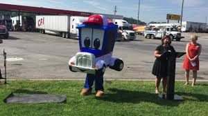 Trucking Industry Introduces Mascot, Calls For Name Submissions