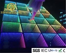 Mcswain Flooring Blue Ash by 8pcs Rgb Full Color Control Led Stage Light Infinity Mirror 3d Led