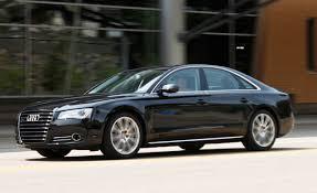 2011 Audi A8 4 2 Quattro Road Test Reviews