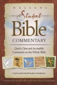 Nelsons Student Bible Commentary A Complete Guide To Studying The Meaning Of Sample Pages