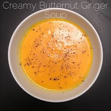 Vitamix Pumpkin Ginger Soup by Creamy Butternut Squash Ginger Soup Youtube
