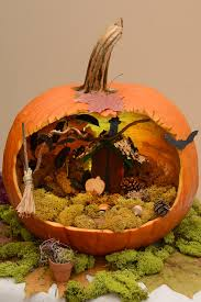 Halloween Pictures For Pumpkins by Quick And Easy Decorated Pumpkins Hgtv