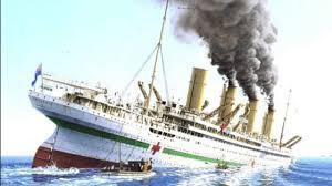 Roblox Rms Olympic Sinking by Titanic Britannic Poseidon Sinking Youtube