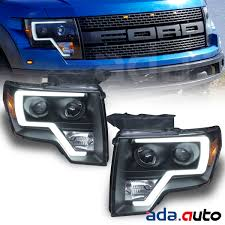 2009-2014 Ford F-150 Pickup Truck Black [LED Tube Bar] Projector ... Led Headlight Upgrade Medium Duty Work Truck Info 52017 F150 Anzo Outline Projector Headlights Black Xenon Headlights For American Simulator 2012 Ram 1500 Reviews And Rating Motor Trend 201518 Cree Headlight Kit F150ledscom 7 Round Single Custom Creations Project Ford Truckheadlights Episode 3 Youtube 7x6 Inch Drl Replace H6054 6014 Highlow Beam In 2017 Are Awesome The Drive Volvo Vn Vnl Vnm Amazoncom Driver Passenger Headlamps Replacement Oem Mack Semi Head Light Ch600 Ch700 Series Composite