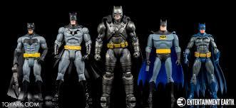 Long Halloween Batman Figure by Dc Films Armored Batman Photo Review The Toyark News