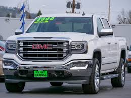 New 2018 GMC Sierra 1500 SLT Crew Cab Pickup In Roseburg #G18091 ... Mesh Replacement Grille For 42015 Gmc Sierra 1500 Pickup 70188 Preowned 2001 Sl Regular Cab In Valencia New 2018 Denali 4d Crew Madison G82419 St Cloud 37688 2015 Review Notes Needs A Few More Features Autoweek Interior Review Car And Driver Used Gmc Trucks Top Reviews 2019 20 Slt Greendale K5344mp Updates Elevation Edition 2016 Camping Truck The Cure The For Sale Near Tulsa Base Price 300