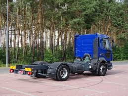 VOLVO FL 240 / 16 T Chassis Trucks For Sale, Chassis Cab From Poland ...