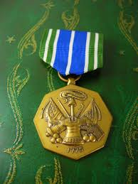 Awards And Decorations Us Army by Us Army Medal Military Achievement Bronze 1775 Vintage