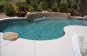 pebble tech finish pool builders in las vegas pool repair