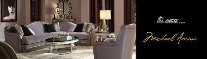 Michael Amini Furniture Design AICO Furniture