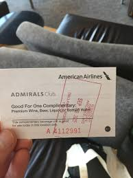 American Airlines Executive Platinum Desk shanghai trip report american admirals club dallas fort worth