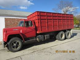 International 1700 Loadstar 2 Axle Grain Truck | My Truck Pictures ...