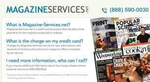 access magazine services net magazine services net title