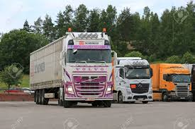 SALO, FINLAND - JULY 1, 2017: Colorful Volvo FH Semi Trailer.. Stock ... Box Van Trucks For Sale Truck N Trailer Magazine Drivers For American Central Transport Get A Pay Raise Truck Trailer Express Freight Logistic Diesel Mack Farm Equipment Seven Springs Farms Johns Lyons Ne We Carry Good Selection Of 1998 Kentucky 53 Ft Drop Frame Auction Or Lease Little Ds And 106 Moore St City Ky 42330 First Class Services Inc Lewisport Rays Photos Jon_g Swift Home Largest Flatbed Dealer Tpd Trailers