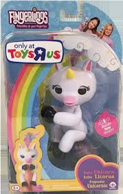 Baby Fingerlings Interactive Unicorn Gigi Wowwee Exclusive New Toy Hot