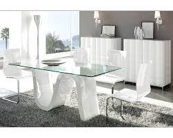 modern dining room set made in spain wave 3323wv