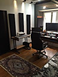 Ultracoustic Studio Acoustic Treatment | Acoustic Panels, Bass ... Interior Elegant White Home Music Studio Paint Design With Stone Ideas Apartment Pict All About Recording Desk Decor Fniture 5 Small Apartments Beautiful 12 For Your Hgtvs Decorating One Room Creative Music Studio Design Ideas Kitchen Pinterest Beauty Outstanding Plans Contemporary Plan