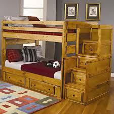 bedroom loft bed desk storage bunk beds polkadot pattern bed