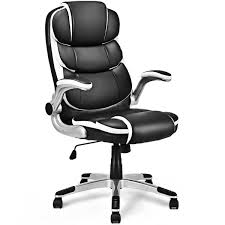 PU Leather High Back Executive Swivel Office Chair Leather Tufted Office Chair Home Design Ideas Mcs 444 Executive Office Chair Specification Amazonbasics Highback Brown New Big Commander Professional Worksmart Bonded Black Deco Meeting Libra Mobili Fnitureexecutive Dimitri Hot Item Metal For Fniture