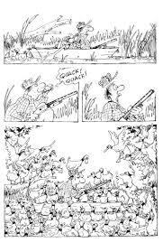 Louder Than Words By Sergio Aragones Mustve Been A Duck Commander Call