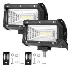 72W IP67 5200 Lumens Off Road Lights For Trucks Car ATV SUV Jeep ... Led Offroad Light Bars For Trucks Led Lights Design Top 10 Best Truck Driving Fog Lamp For Brightest 36w Cree Work 12v Vehicle Atv Bar Tractor Rms Offroad Cheap Off Road Find Aliexpresscom Buy Solicht 55 45w 9pcs 10inch 255w 12v Hight Intensty Spot Star Rear Chase Dust Utv Jeep Pair Round 9inch 162w 4x4 Rigid Industries D2 Pro Flush Mount 1513 Heavy Duty Vehicles Desnation News