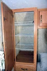 Rv Storage Ideas Best On Organization Camper Hacks And Travel Trailer Kitchen