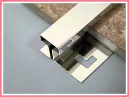 stainless steel tile trim tile corner joint finish 남흥
