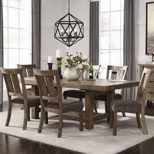 Wayfair Furniture Kitchen Sets by Wooden Dining Room Sets Wood Dining Room Furniture Sets