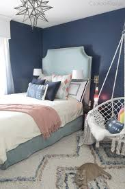 Dark Blue Girls Room | For The Home | Bedroom Decor For Teen ... How To Pick Perfect Decorative Throw Pillows For Your Sofa Lovesac Giant Pillow Chair Purewow Maritime Bean Bag 9 Cool Bedroom Ideas For Teenagers Overstockcom Cozy Papasan Astoldbymichelle Pasanchair Alluring Beach Themed Room Decorating Hotel Kid Bedroom Apartment Decor Boy Sets Bench Small White Cheap Teen Find Deals On 37 Design Teenage Girl And Cute Kids Ivy 54 Stylish Nursery Architectural Digest