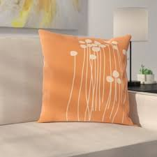 Orange Pillows You ll Love