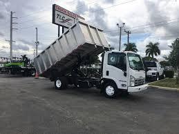 100 Npr Truck 2014 Used Isuzu NPR HD 14FT ALUM TRASH DUMP TRUCKNEW