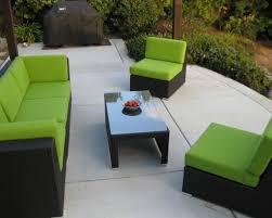 Patio Furniture Cushions Sunbrella by Patio Furniture With Custom Sunbrella Cushions