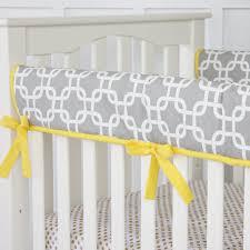 bright baby gray crib bedding caden lane