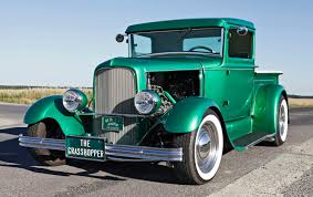 Alexander Brothers' Grasshopper 1931 Ford Pickup To | Hemmings Daily