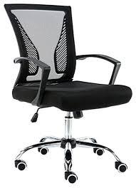 Mainstays Desk Chair Black by Mid Back Office Chair U2013 Adammayfield Co