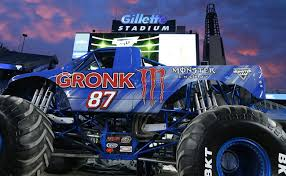 Gronk Meets Monster Jam | Monster Jam 6 Loud Things To Do In Kansas City This Weekend Kcur New Grave Digger Monster Truck Jam 2018 Show Personalized T Shirt Traxxas Skully 110 Rtr Wxl5 Esc Tq 24ghz Radio Jam Returns To Verizon Center Win Tickets Fairfax Intertional Coming Nashville 24volt Battery Powered Rideon Walmartcom Bigfoot No1 Original 2wd W Tips For Attending With Kids Baby And Life 101 Classic Rc Brushed