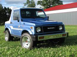 100 Craigslist Suv Trucks Weekly Hidden Treasure 1986 Suzuki Samurai JX 4x4 CarBuzz
