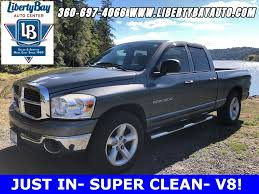 Pre-Owned 2007 Dodge Ram 1500 SLT 4D Quad Cab In Poulsbo #68992 ... 2018 Ram 1500 Indepth Model Review Car And Driver Rocky Ridge Trucks K2 28208t Paul Sherry 2017 Spartanburg Chrysler Dodge Jeep Greensville Sc 1500s For Sale In Louisville Ky Autocom New Ram For In Ohio Chryslerpaul 1999 Pickup Truck Item Dd4361 Sold Octob Used 2016 Outdoorsman Quesnel British 2001 3500 Stake Bed Truck Salt Lake City Ut 2002 Airport Auto Sales Cars Va Dually Near Chicago Il Sherman 2010 Sale Huntingdon Quebec 116895 Reveals Their Rebel Trx Concept