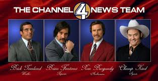 Anchorman I Love Lamp Scene by Get Your Stories Covered Pr Stuff Pinterest Local News And