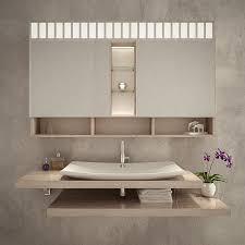 spiegelschrank bad beleuchtet lyon