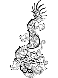 Amazing Chinese Dragon Coloring Pages 84 For Free Colouring With