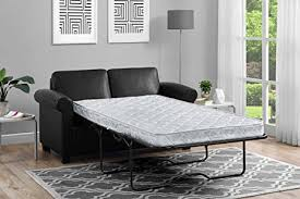 Amazon DHP Premium Sofa Bed Pull Out Couch Sleeper Sofa
