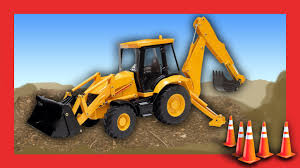 100 Construction Trucks Video Diggers For Children With Machines For Kids