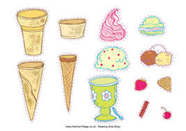 Ice Cream Activities For Kids