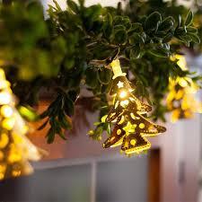 20 40 LED Christmas Fairy String Light Tree Decoration Lamp
