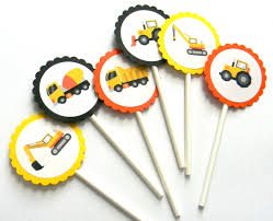 12 Orange Construction Cupcake Toppers, Truck Birthday, First ... Dump Truck Party Theme Pictures Tips Ideas City Cowboy Hat Arnies Supply Plate As Well Bodies For 1 Ton Trucks Plus Sale In Cstruction Birthday Cupcake Toppers Amazoncom Wrappers Design Banner Truck Birthday Boys No Fuss Or Hassle An Easy Tonka Supplies Decorations Stay At Homeista Cake Janet Flickr A Cstructionthemed Half A Hundred Acre Wood