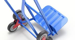Stair Climbing Hand Truck With Six Wheels 3d | Cgtrader With Awesome ...