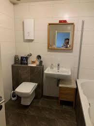 badezimmer möbel ikea holzoptik