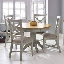 Bordeaux Painted Light Grey Round Extending Dining Table + 4 Chairs, Seats  4-6 | Costco UK Santa Clara Fniture Store San Jose Sunnyvale Buy Kitchen Ding Room Sets Online At Overstock Our Best Winsome White Table With Leaf Bench Fancy Fdw Set Marble Rectangular Breakfast Wood And Chair For 2brown Esf Poker Glass Wextension Scala 5ps Wenge Italian Chairs Royal Models All Latest Collections Engles Mattress Mattrses Bedroom Living Floridas Premier Baers Ashley Signature Design Coviar With Of 6 Brown